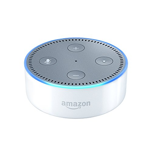 All-New Echo Dot (2nd Generation) – White