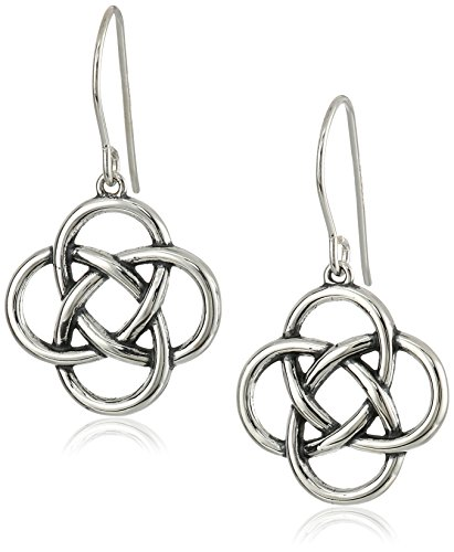 $15.99 Sterling Silver Celtic Knot Earrings