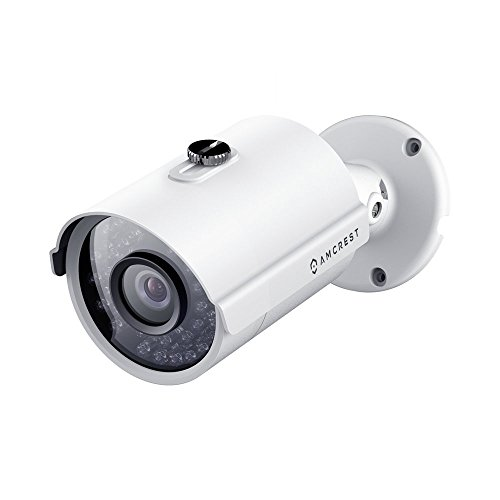 Amcrest ProHD Outdoor 3 Megapixel POE Bullet IP Security