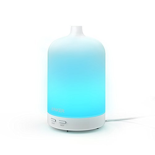Anker 100ml Essential Oil Diffuser for Aromatherapy, Ultrasonic Cool