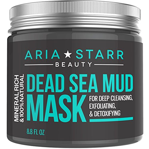 Aria Starr Beauty Dead Sea Mud Mask For Face
