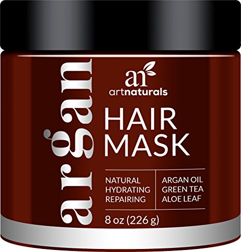 ArtNaturals Argan Oil Hair Mask - Deep Conditioner, 100%
