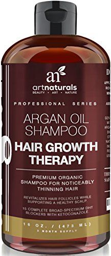 Art Naturals Sulfate Free Organic Argan Oil Hair Loss