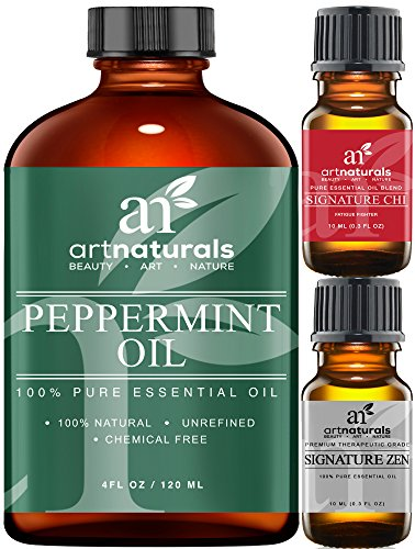 Art Naturals Peppermint Oil 100% Pure and Natural Premium