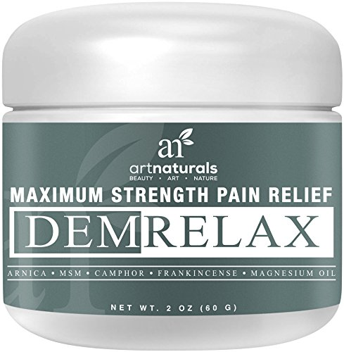 Art Naturals Demrelax Pain Relief Cream 2.0 oz -