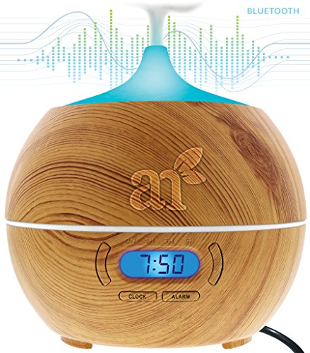 Art Naturals Essential Oil Diffuser 400ml With Bluetooth Speaker