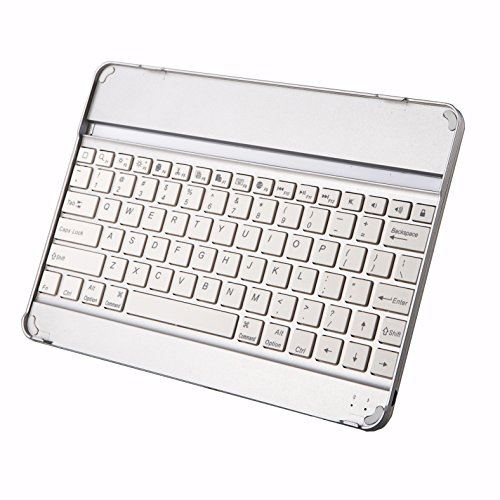 BATTOP Aluminum Bluetooth Keyboard for IPad Air /IPad Air