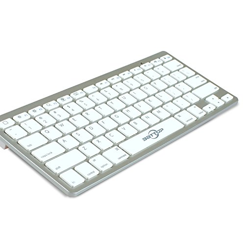 BATTOP Wireless Bluetooth Keyboard For iPad Air / ipad