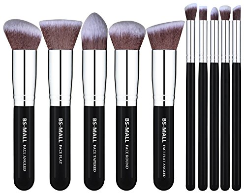 BS-MALL(TM) Makeup Brushes Premium Makeup Brush Set Synthetic Kabuki