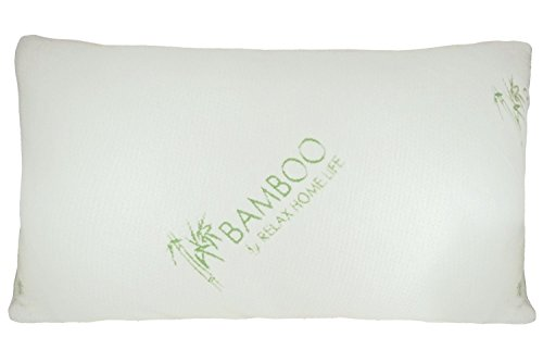 Bamboo By Relax Home Life - Bamboo Pillow With