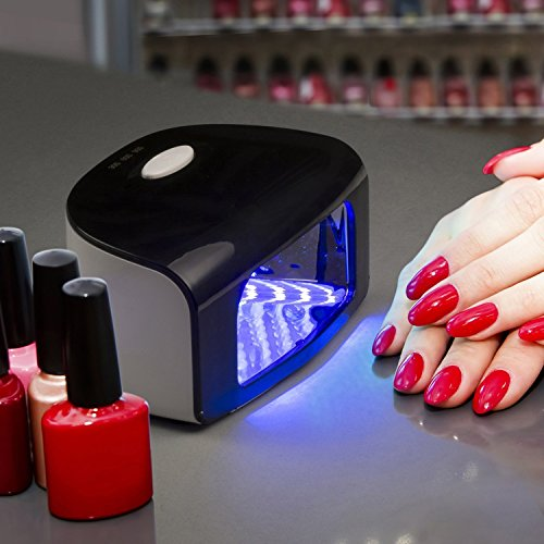 Professional Gel Polish LED Nail Dryer Lamp By Belmint