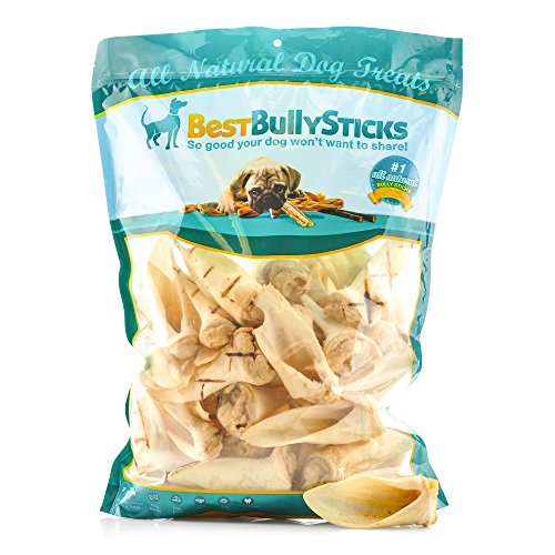 Premium Lamb Ear Dog Treats by Best Bully Sticks