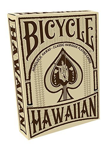Bicycle Hawaiian Playing Cards