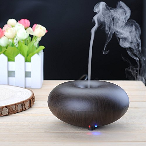 BlueFire® Electric Ultrasonic Humidifier Aroma Diffuser Essential Oils Diffuser