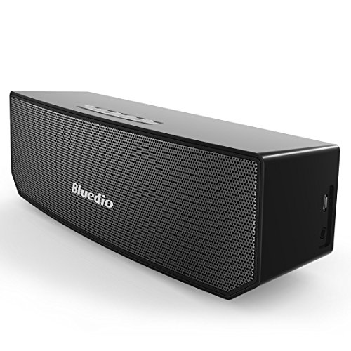 Bluedio BS-3 (Camel) Portable Bluetooth Wireless Stereo Speaker with