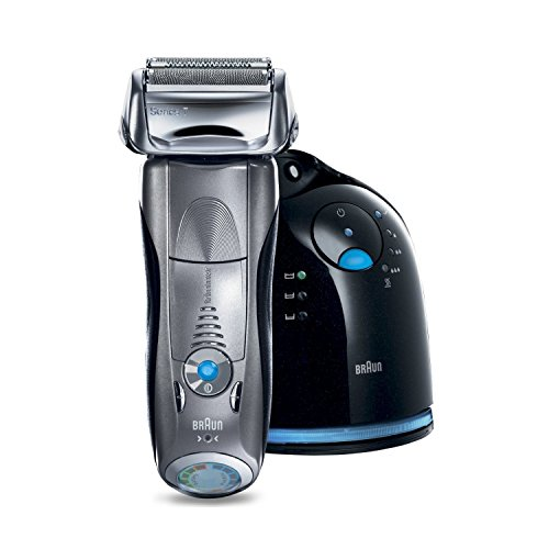Braun Series 7 790cc-4 Electric Foil Shaver with Clean