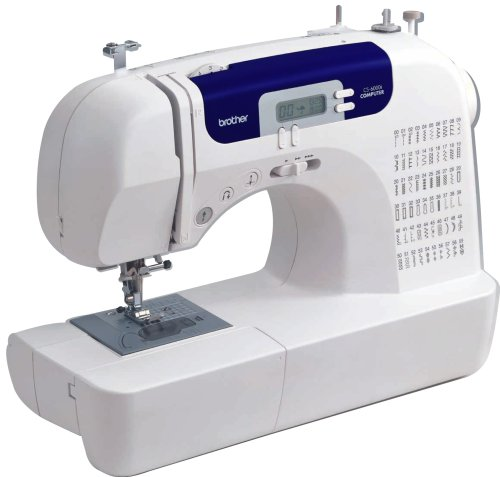 $114.98 Brother CS6000i Feature-Rich Sewing Machine With 60 Built-In Stitches,