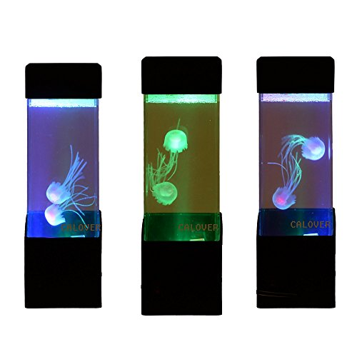 CALOVER Color Change amazing jellyfish mood lamp for Home