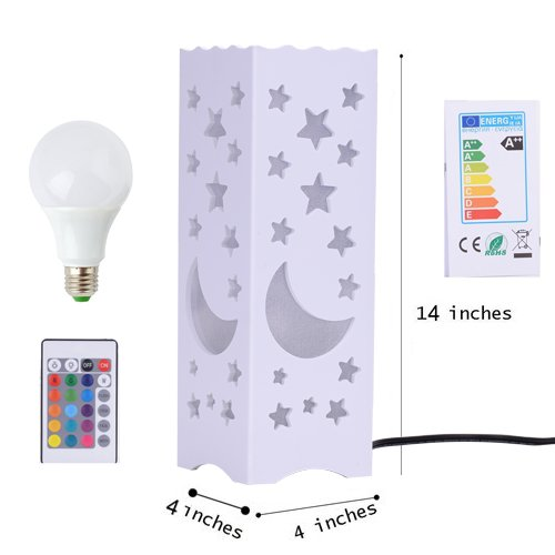 CALOVER color changing led home lighting good night light