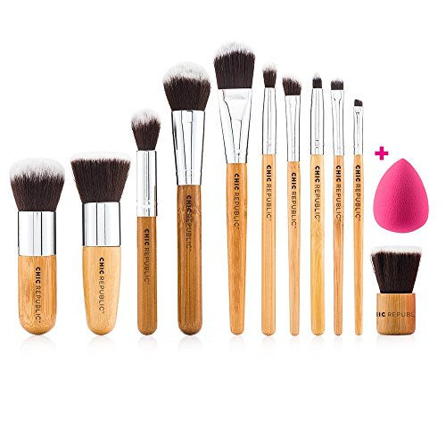 NEW 11 Piece Professional Makeup Brush Set with Premium