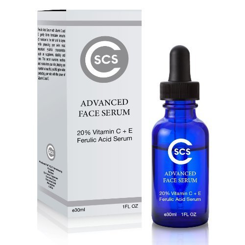 20% Ferulic Acid with Vitamin C + E Serum
