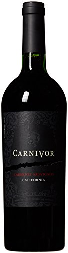 2014 Carnivor California Cabernet Sauvignon Red Wine 750mL