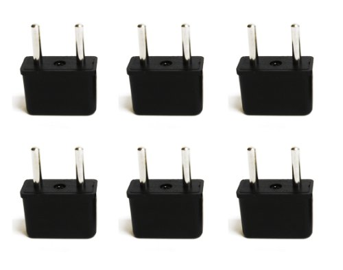 $5.99 Ceptics USA to Europe Asia Plug Adapter High Quality
