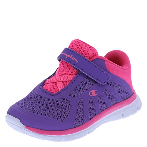 $24.99 Champion Girls' White Pink Girls' Infant Gusto Runner 1