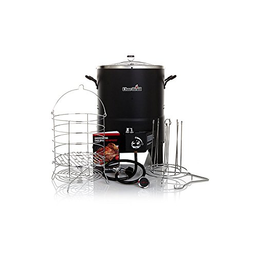 Char-Broil The Big Easy TRU-Infrared Oil-Less Turkey Fryer Bundle