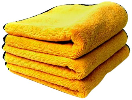 Chemical Guys MIC_506_03 Professional Grade Premium Microfiber Towels, Gold