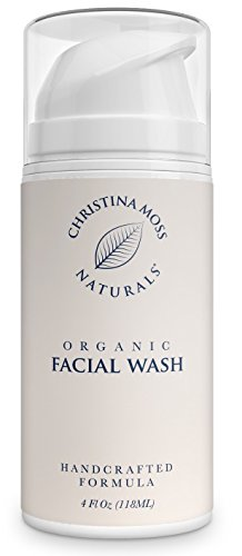 Facial Wash, Organic and 100% Natural Face Cleanser. Skin