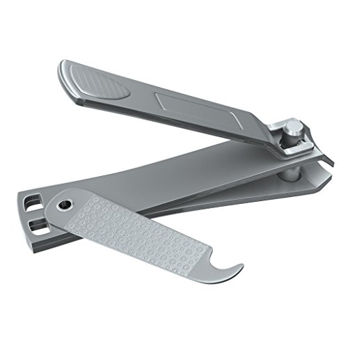 Nail Clippers For Fingernails by Clyppi - Swing Out