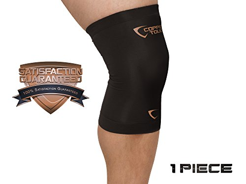 Copper Tough Compression Knee Brace – High Performance Copper
