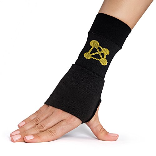 CopperJoint Copper Wrist Compression Sleeve, Single