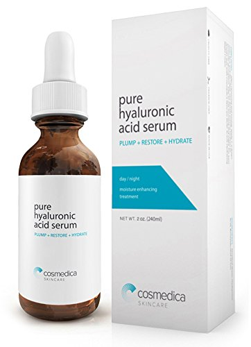 Hyaluronic Acid Serum for Skin- 100% Pure-Highest Quality, Anti-Aging