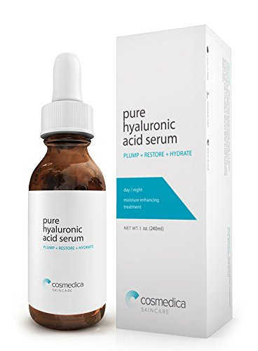 Best-Selling Hyaluronic Acid Serum for Skin– 100% Pure-Highest Quality