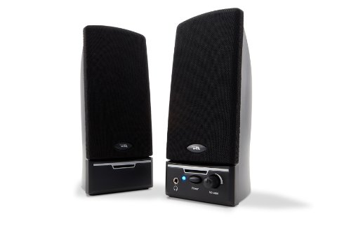$11.58 Cyber Acoustics 2.0 Dynamic Computer Speaker System (CA-2014)