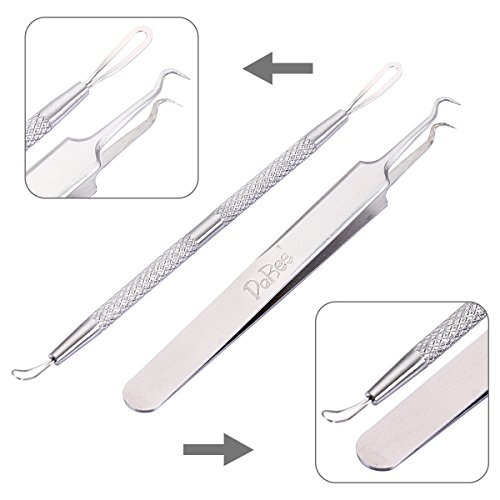 Professional Blackhead  Splinter Remover Tools Easily Cure Pimples