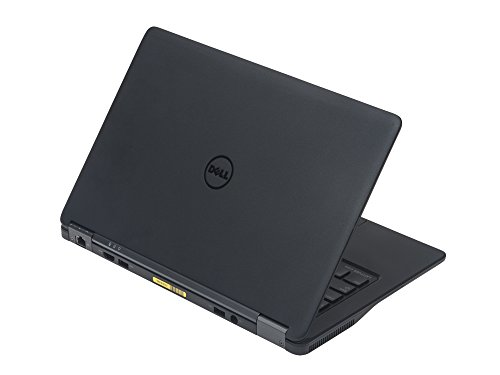 "Dell Latitude E7250 12.5"" Laptop, Intel i5-5300U 2.3GHz, 256GB"