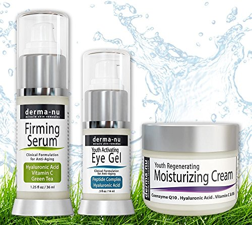 Skin Care Products for Anti Aging - Facial Treatments