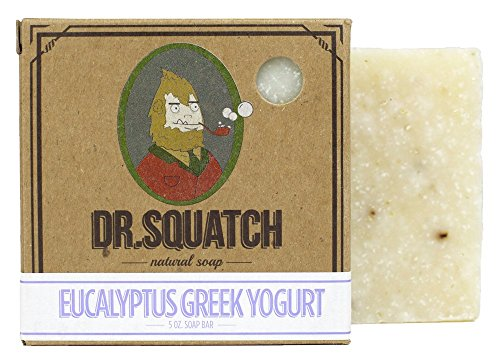 Natural Soap – Eucalyptus Greek Yogurt – Exfoliating and