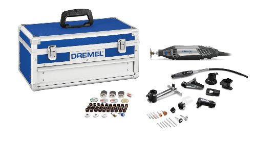 Dremel 4200-8/64 Corded Rotary Tool Kit with EZ Change