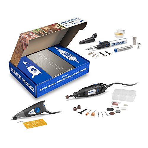 Dremel 2290 3-Tool Craft  Hobby Maker Kit with