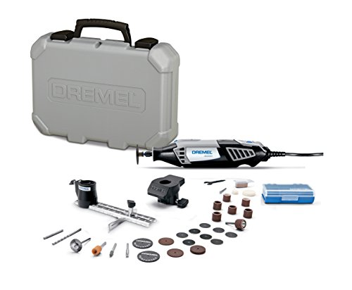 Dremel 4000-2/30 120-Volt Variable Speed Rotary Tool Kit -