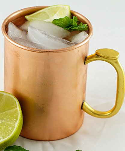 Premium Moscow Mule Copper Cups - Housewarming Gift Ideas