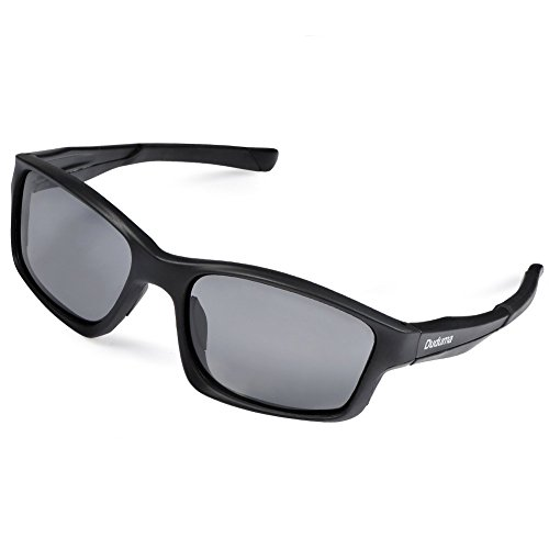Duduma ® Uv400 Protection Polarized Rectangle Sports Sunglasses for