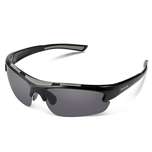 Duduma Polarized Designer Fashion Sports Sunglasses for Baseball Cycling