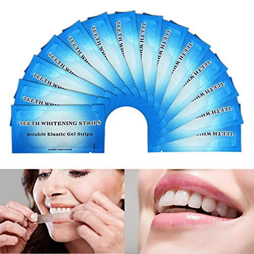 EZGO Supreme Teeth Whitening Strips 28 Count-14 Days Course