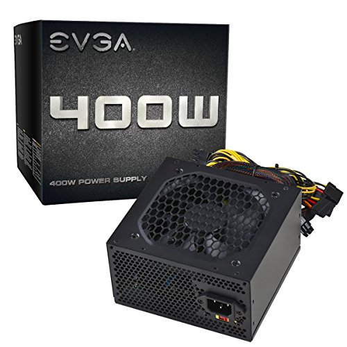 EVGA 400 N1, 400W Continuous Power, 2 Year Warranty