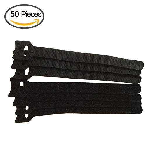 Ecocity Cable Ties, Fastening Tie with Nylon Fabric Material